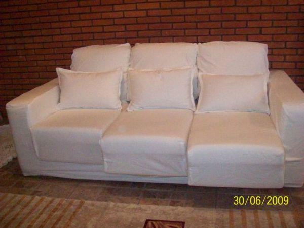 Sofa retratil loja de delmacapasdesofa for Sofas de 2 metros